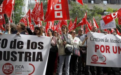 Autodisolución de ejecutiva de sindicato: Inexistencia de lesión de la libertad sindical